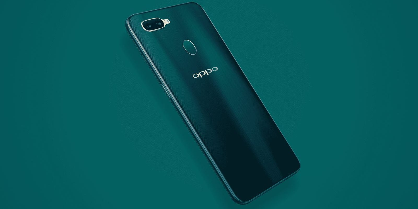 Oppo a5s with crystal clear display